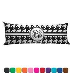 Houndstooth Body Pillow Case (Personalized)