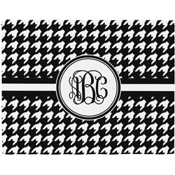 Houndstooth Placemat (Fabric) (Personalized)
