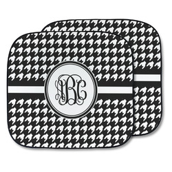 Houndstooth Car Sun Shade - Two Piece (Personalized)