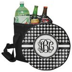 Houndstooth Collapsible Cooler & Seat (Personalized)