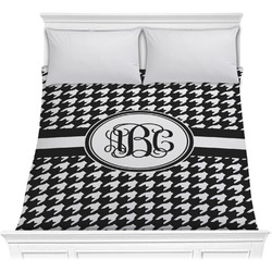 Houndstooth Comforter (Personalized)