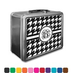 Houndstooth Lunch Box (Personalized)