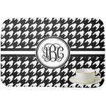 Houndstooth Dish Drying Mat (Personalized)