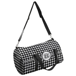 Houndstooth Duffel Bag (Personalized)