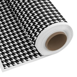 Houndstooth Custom Fabric - Spun Polyester Poplin (Personalized)