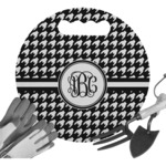 Houndstooth Gardening Knee Cushion (Personalized)