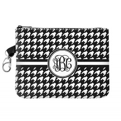 Houndstooth Golf Accessories Bag (Personalized)