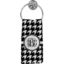 Houndstooth Hand Towel - Full Print (Personalized)