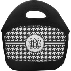 Houndstooth Toddler Lunch Tote (Personalized)