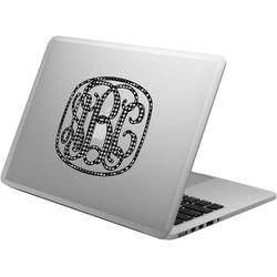 Houndstooth Laptop Decal (Personalized)
