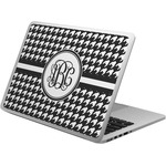Houndstooth Laptop Skin - Custom Sized (Personalized)