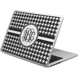 Houndstooth Laptop Skin - Custom Sized (Personalized)