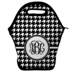 Houndstooth Lunch Bag w/ Monogram