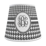 Houndstooth Empire Lamp Shade (Personalized)