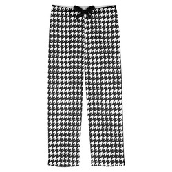 Houndstooth Mens Pajama Pants (Personalized)