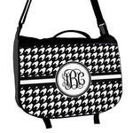 Houndstooth Messenger Bag (Personalized)