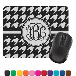Houndstooth Mouse Pad (Personalized)