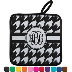 Houndstooth Pot Holder (Personalized)