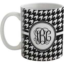 Houndstooth Coffee Mug (Personalized)