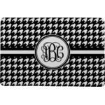 Houndstooth Comfort Mat (Personalized)