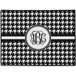 Houndstooth Door Mat (Personalized)