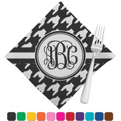 Houndstooth Napkins (Set of 4) (Personalized)