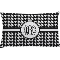 Houndstooth Pillow Case (Personalized)
