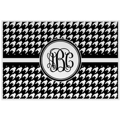Houndstooth Placemat (Laminated) (Personalized)