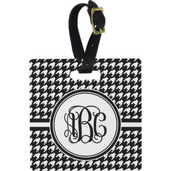 Houndstooth Luggage Tags (Personalized)