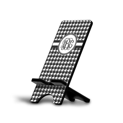 Houndstooth Cell Phone Stands (Personalized)