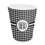 Houndstooth Plastic Tumbler 6oz (Personalized)