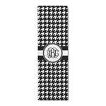 Houndstooth Runner Rug - 3.66'x8' (Personalized)