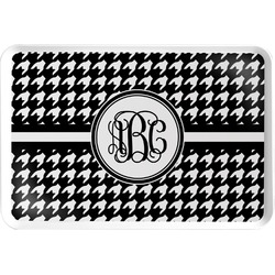 Houndstooth Serving Tray (Personalized)