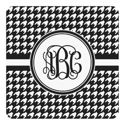 Houndstooth Square Decal (Personalized)
