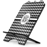 Houndstooth Stylized Tablet Stand (Personalized)