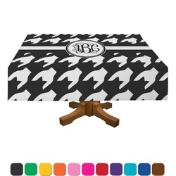 Houndstooth Tablecloth (Personalized)