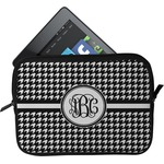 Houndstooth Tablet Case / Sleeve (Personalized)