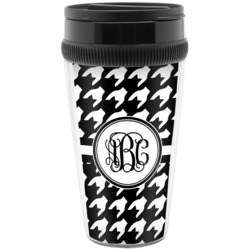 Houndstooth Travel Mugs (Personalized)