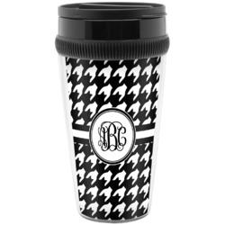 Houndstooth Travel Mug (Personalized)