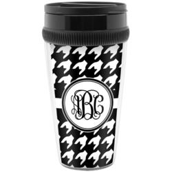 Houndstooth Travel Mug (Personalized)