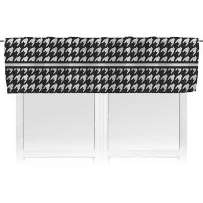 Houndstooth Valance (Personalized)