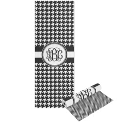 Houndstooth Yoga Mat - Printable Front and Back (Personalized)