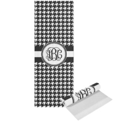 Houndstooth Yoga Mat - Printed Front (Personalized)