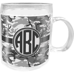 Camo Acrylic Kids Mug (Personalized)