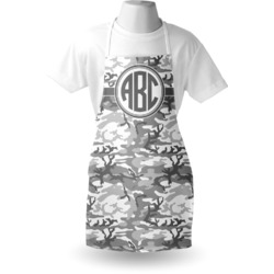 Camo Apron (Personalized)