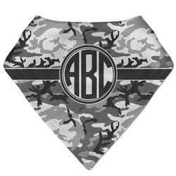 Camo Bandana Bib (Personalized)