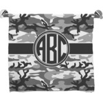 Camo Full Print Bath Towel (Personalized)