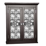 Camo Cabinet Decal - Custom Size (Personalized)