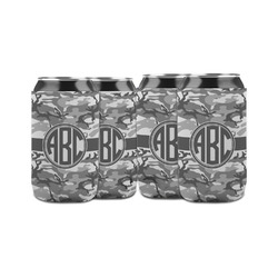 Camo Can Sleeve (12 oz) (Personalized)