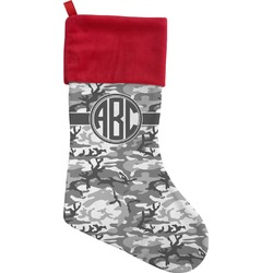 Camo Christmas Stocking (Personalized)